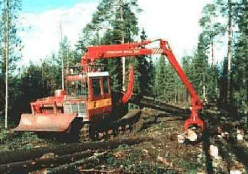 russian timber carrying tractor, vessel and machine parts tb 1 m 15